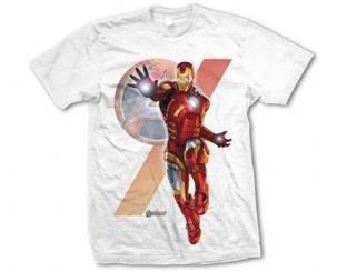 Avengers Assemble Iron Man T-Shirt